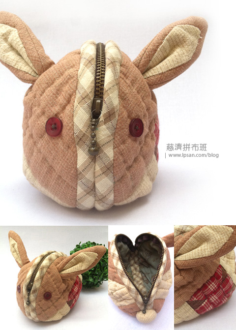2nd Product @ Tzu-Chi's Patchwork Class3 慈濟拼布班